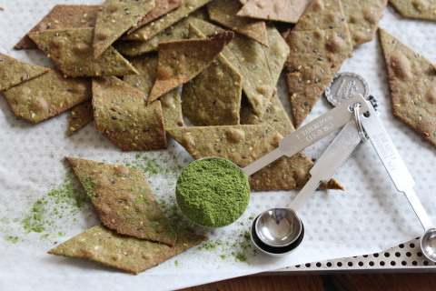 Moringa Cracker